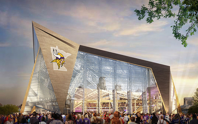 NFL rumors: Dying birds could delay opening of new Minnesota Vikings stadium