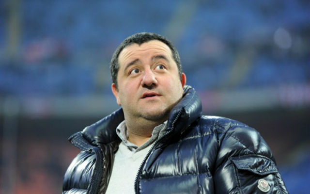 Mino Raiola, agent to Mario Balotelli and Zlatan Ibrahimovic, set to run for FIFA presidency