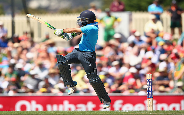 (Video) Australia v England: BIG WICKET! Moeen Ali caught from James Faulkner delivery after playing a loose shot