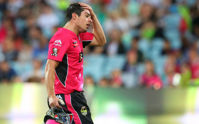 Big Bash League: Sydney Sixers captain Moises Henriques banned following final loss to Perth Scorchers