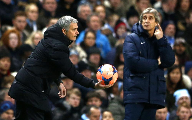 Comparing Chelsea to Stoke is unfair on Stoke, says Man City boss