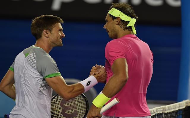 Australian Open 2015: Rafael Nadal applauds Tim Smyczek for incredible sportsmanship