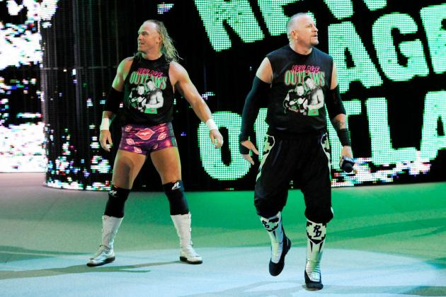 Royal Rumble Update: The Ascension def. the New Age Outlaws to kick off the Royal Rumble