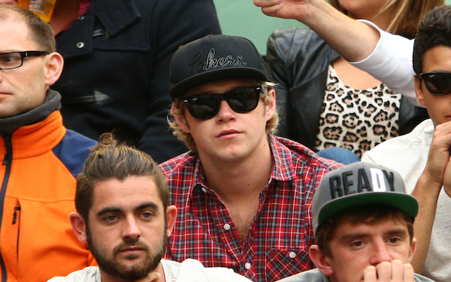 (Video) Nick Kyrgios snubs One Direction star Niall Horan after loss to Andy Murray at Australian Open
