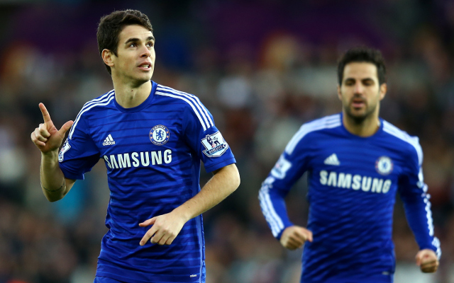 Oscar says Chelsea can dominate the Premier League for years to come