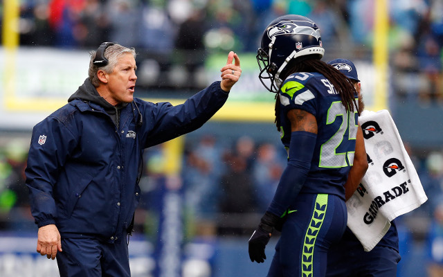 Seattle Seahawks HC Pete Carroll will understand if CB Richard Sherman skips game for son's birth