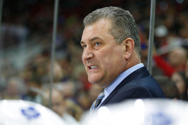 HIRED: Peter Horachek named Toronto Maple Leafs interim head coach