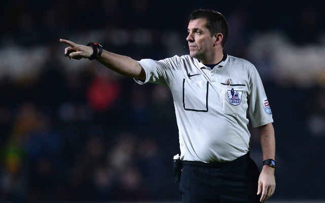 Premier League referee Phil Dowd ADMITS he made a mistake awarding Wayne Rooney penalty vs Preston