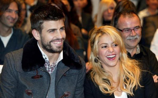 Barcelona ace Gerard Pique and Shakira have second baby boy