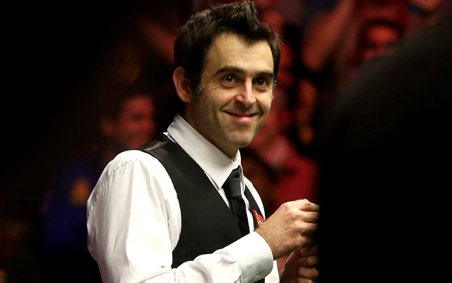 (Video) Ronnie O'Sullivan pots incredible yellow to help win match and equal Stephen Hendry's record – was it skill or fluke?