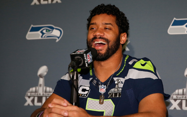 Seattle Seahawks HC Pete Carroll insists that QB Russell Wilson extension will not lead to rebuilding