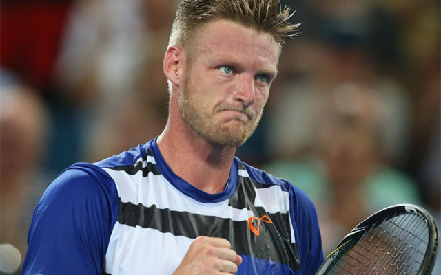 Australian Open: Sam Groth crashes out to Bernard Tomovic