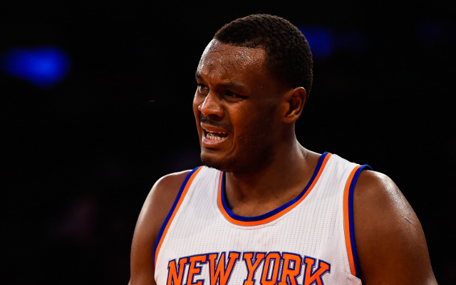 NBA rumors: New York Knicks' Samuel Dalembert could be available for trade