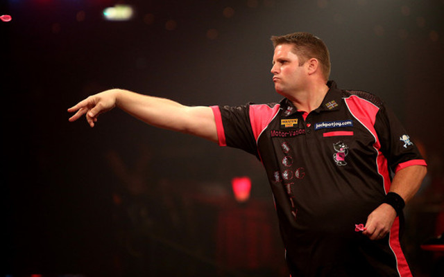 Scott Mitchell wins 2015 BDO World Darts Championship