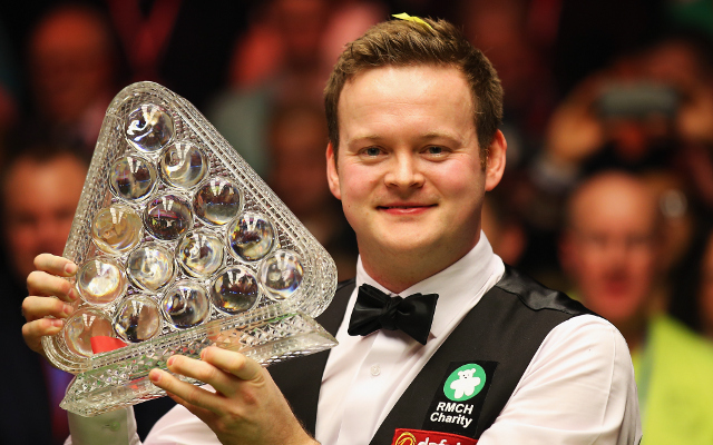 (Video) Shaun Murphy beats Neil Robertson in Masters 2015 to join exclusive 'triple crown' club