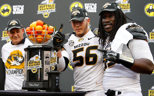 NFL DRAFT: Missouri DE Shane Ray to enter 2015 NFL Draft