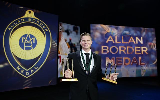 Allan Border Medal: Steve Smith claims top gong, while Sean Abbott wins Bradman Medal