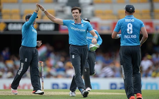 (Video) Steve Finn claims wicket of India dangerman Ajinkya Rahane