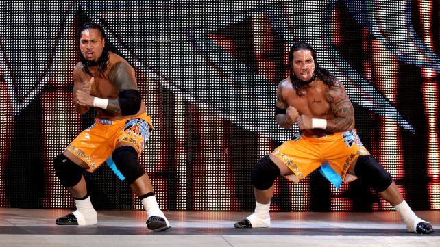 Royal Rumble Update: The Usos retain Tag Team Championship, defeat The Miz and Damien Mizdow