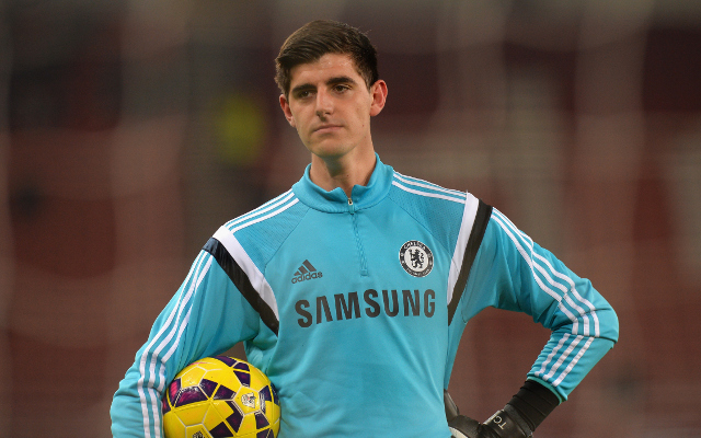 Photos: NEW Chelsea goalkeeper kit for 2015-16 REVEALED: Adidas create  EYE-CATCHING attire for Courtois