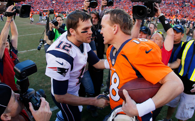 New England Patriots QB Tom Brady wants fellow QB Peyton Manning to return