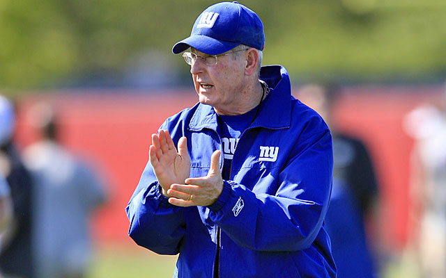 REPORT: New York Giants to keep coaching staff despite bad season