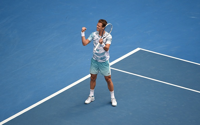 Australian Open 2015: Rafael Nadal sent crashing out of Aussie Open by Tomas Berdych