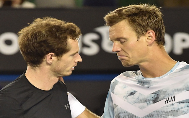 Australian Open 2015: Tomas Berdych denies trying to rile up Andy Murray during heated semi-final