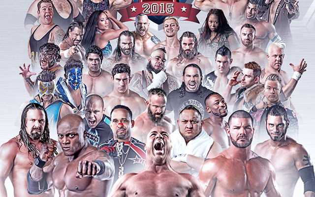 Olympic gold medalist Kurt Angle announced for TNA UK Tour, as full roster is revealed