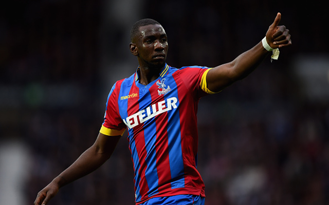 Yannick Bolasie favorites tweet that reveals transfer move