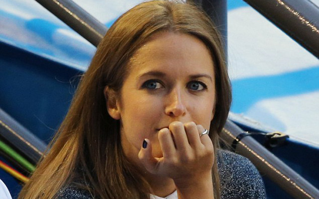 (Images) Andy Murray & Tomas Berdych WAGs show off engagement rings ahead of Australian Open clash