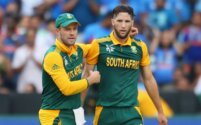 (Video) India v South Africa: Amazing run out by AB de Villiers