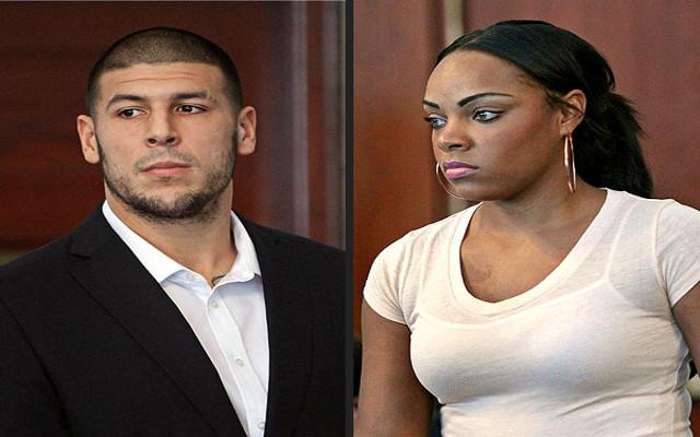 Aaron Hernandez's girlfriend receives immunity deal, will testify against former New England Patriots star
