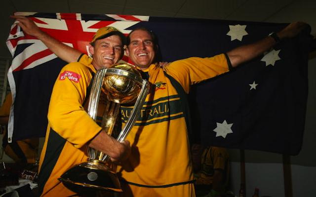 Former Australia star Matthew Hayden tells of Adam Gilchrist's epic four-day 'bender' before 2007 World Cup