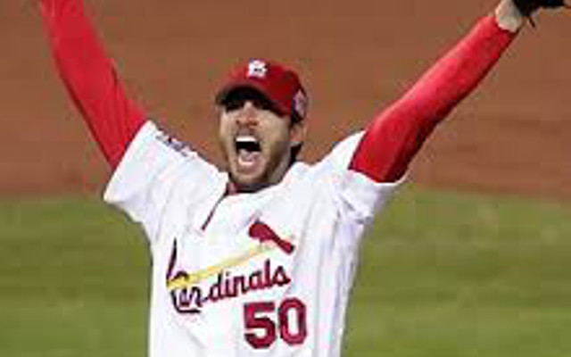 MLB news: St. Louis Cardinals may lighten starting pitching ace's 2015 workload