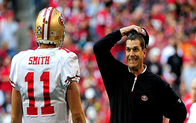 NFL news: QB Alex Smith can't understand why 49ers and Jim Harbaugh split