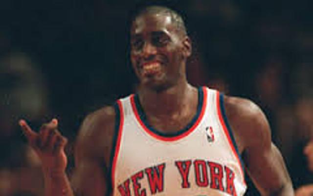 Former New York Knicks forward Anthony Mason dies of heart failure at age 48