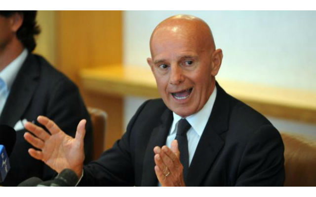 """Arrigo Sacchi claims there are """"too many black players"""" in Italian youth teams"""