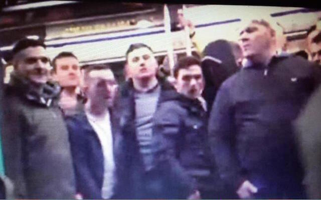 Victim of racist abuse on Paris metro calls for Chelsea fans to be 'locked up'