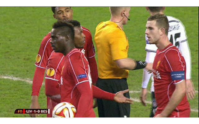 Twitter reacts to Mario Balotelli and Daniel Sturridge fighting on the pitch