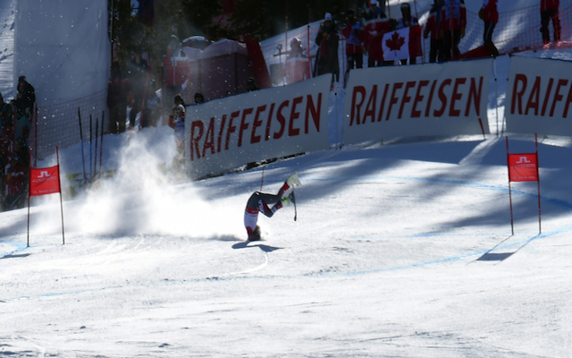 (Video) Ouch! American skiing sensation Bode Miller has 'sickening' crash at World Championships