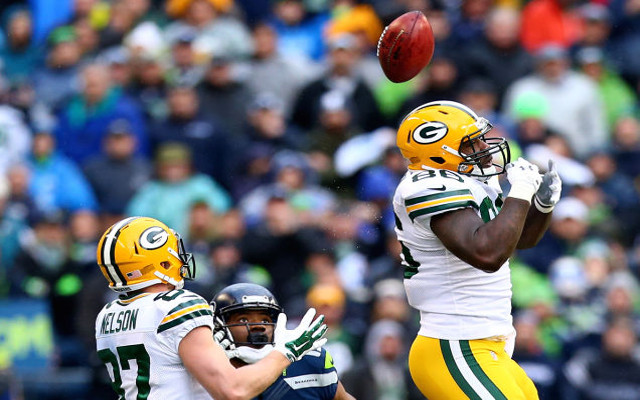 Green Bay Packers release TE Brandon Bostick after NFC Championship Game gaffe