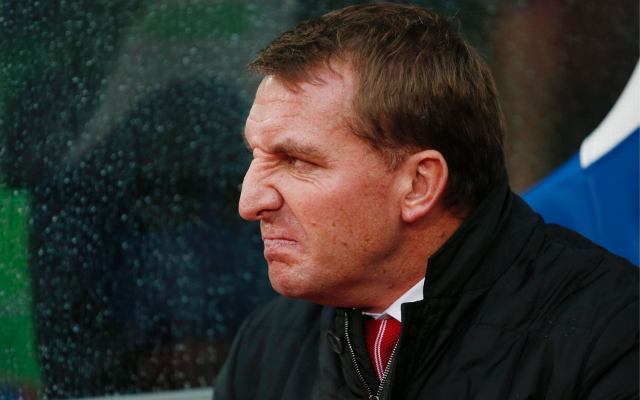 Liverpool boss Brendan Rodgers: We couldn't handle pressure of an FA Cup semi-final