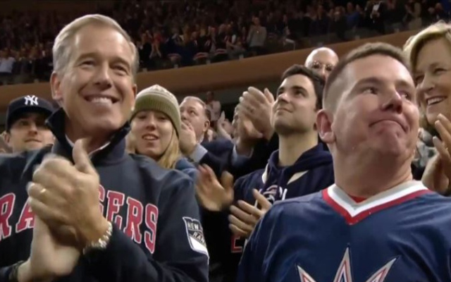 (Video) The Moment Brian Williams Hammered the Final Nail into his TV Coffin