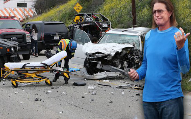 Police to investigate whether Bruce Jenner was using his phone prior to fatal car crash