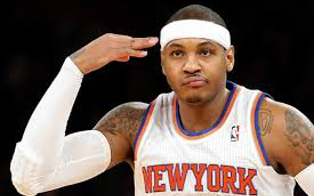 Poor Knicks! Carmelo Anthony expected to be shut down after All-Star break