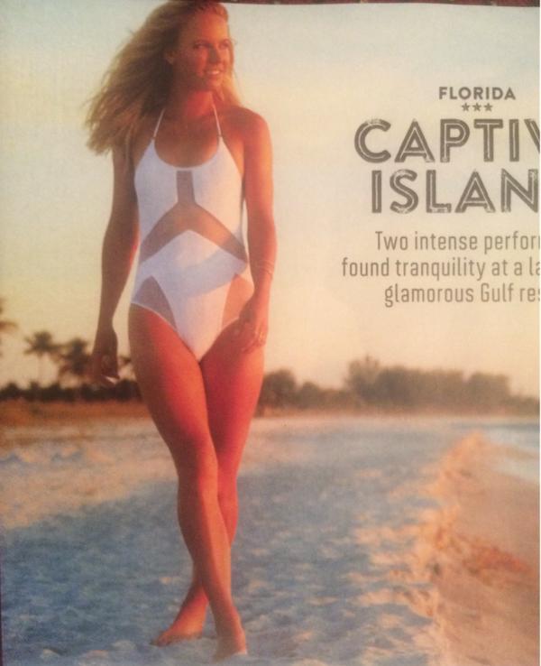 Caroline Wozniacki Sports Illustrated