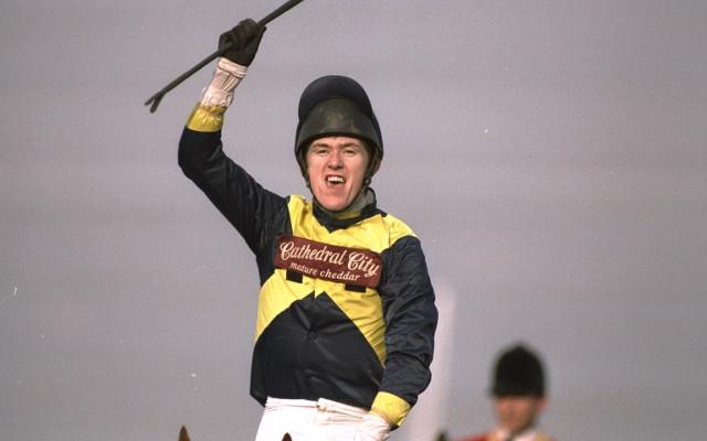 Champion Hurdle 1997 McCoy