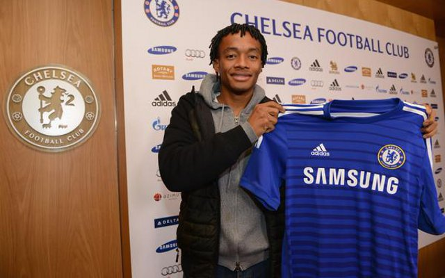 Ranking Chelsea's best transfer deals of the past year as Cuadrado competes with Costa and Fabregas