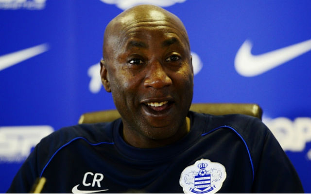 Under performing QPR stars blasted by interim boss Chris Ramsey